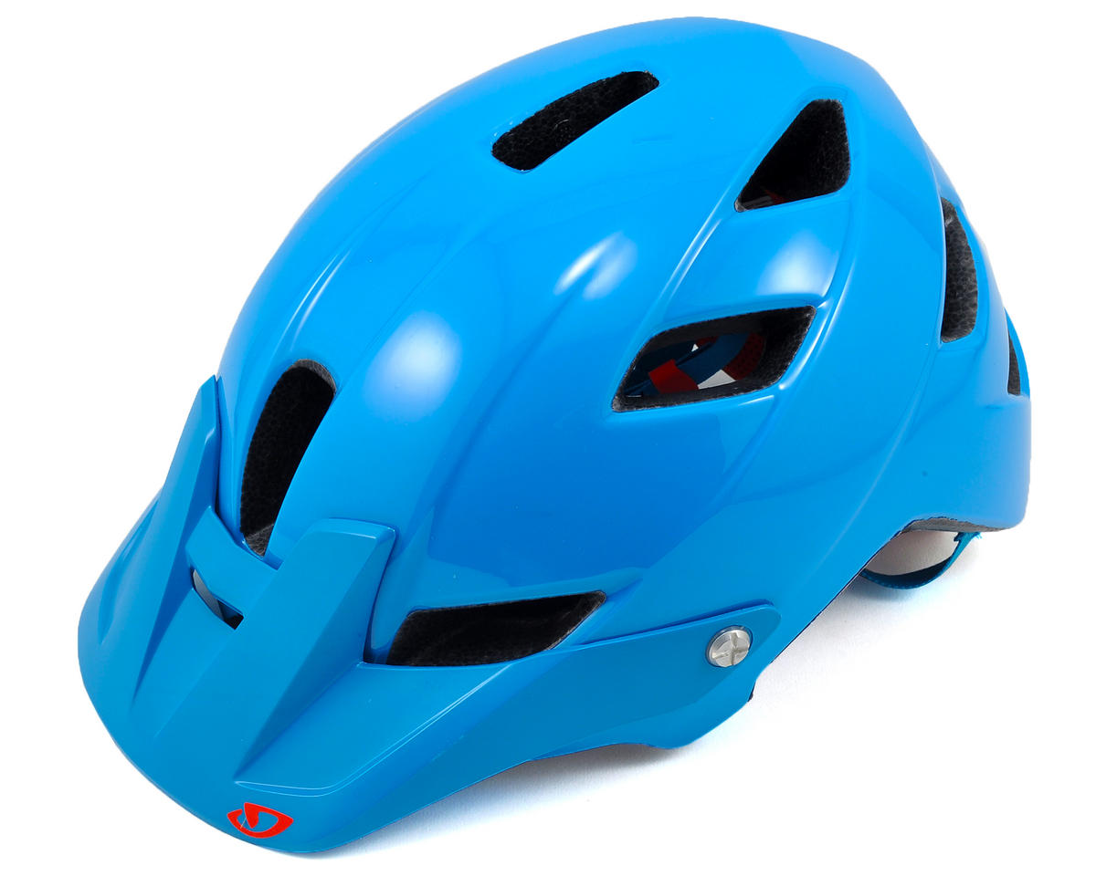 Giro Feather Womens MTB Helmet (Blue) (M)