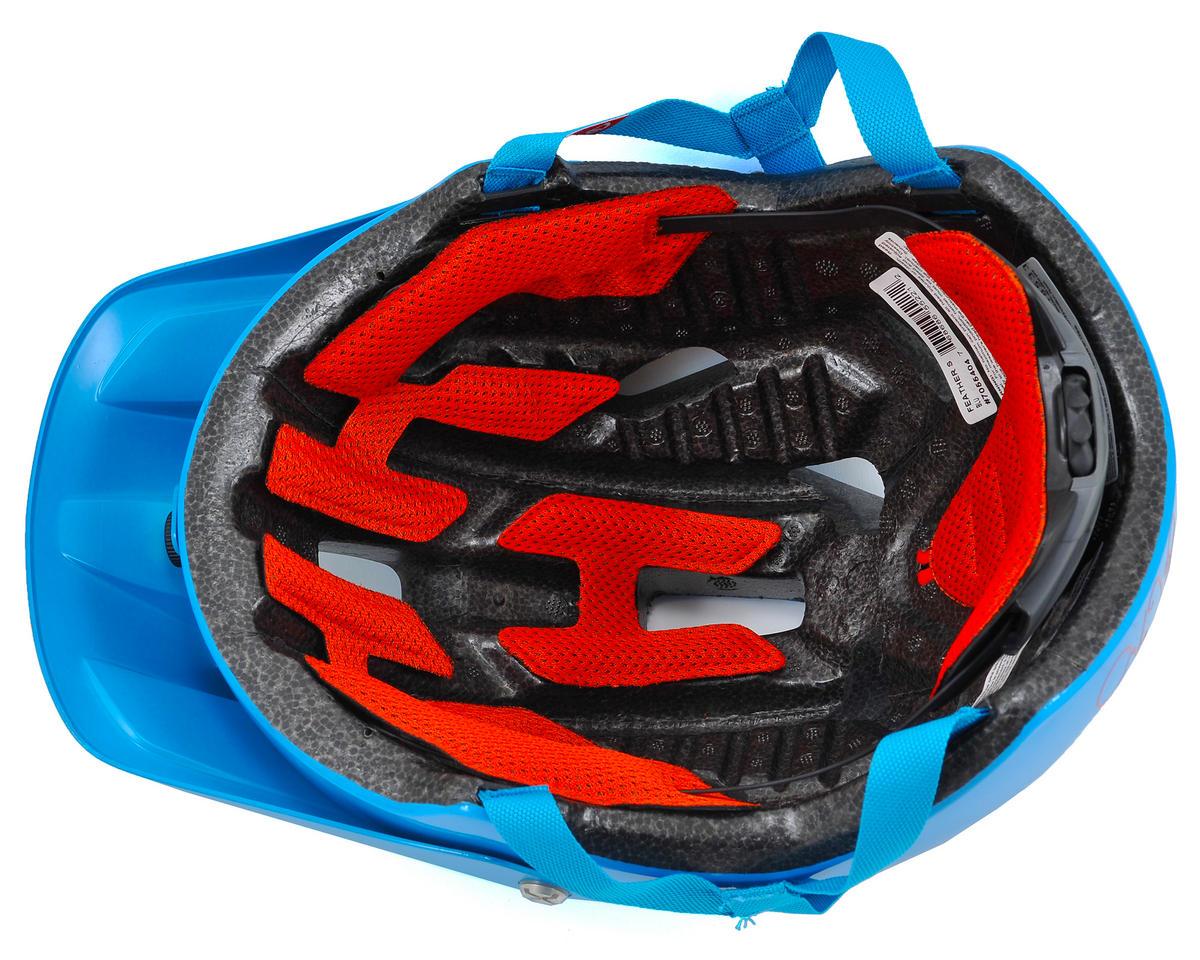 Giro Feather Womens MTB Helmet (Blue) (M)