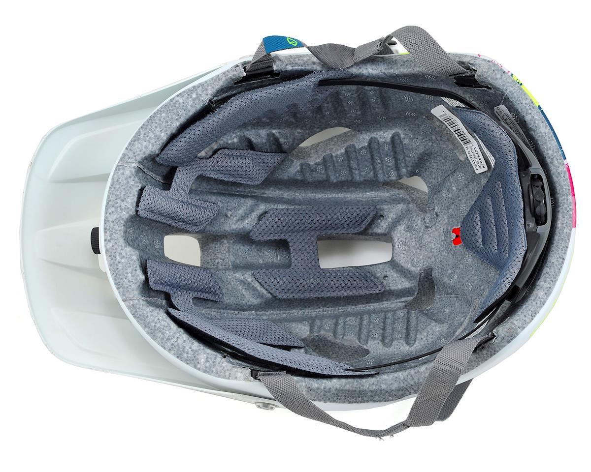 Giro Feather Womens MTB Helmet (White Brush Strokes)