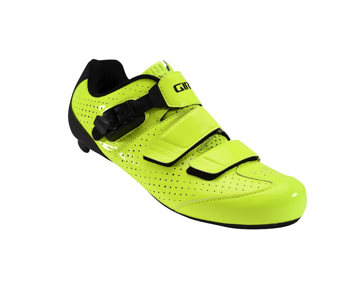 Image 1 for Giro Trans E70 Road Shoes - Closeout (Highlight Yellow/Black)