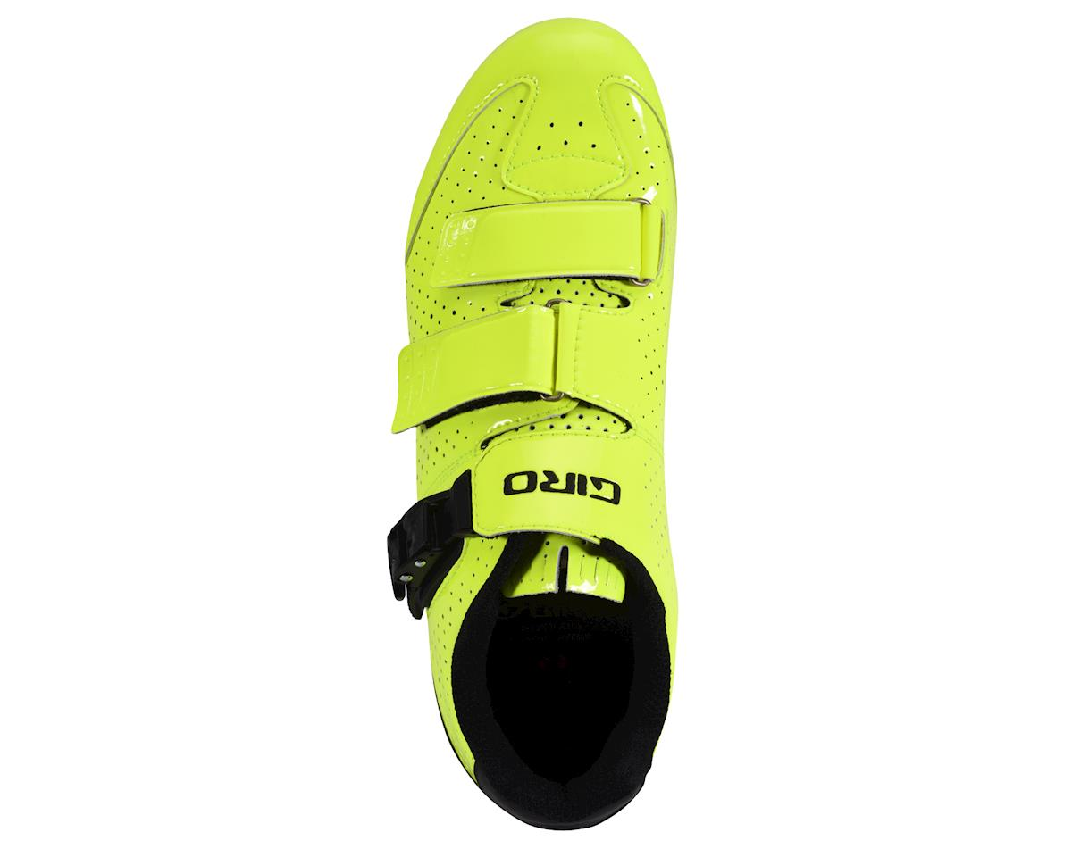 Image 2 for Giro Trans E70 Road Shoes - Closeout (Highlight Yellow/Black)