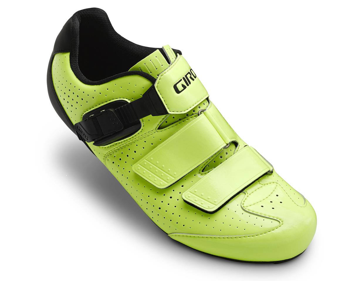 Trans E70 Bike Shoes (Hi Yellow/Matte Black) (48)