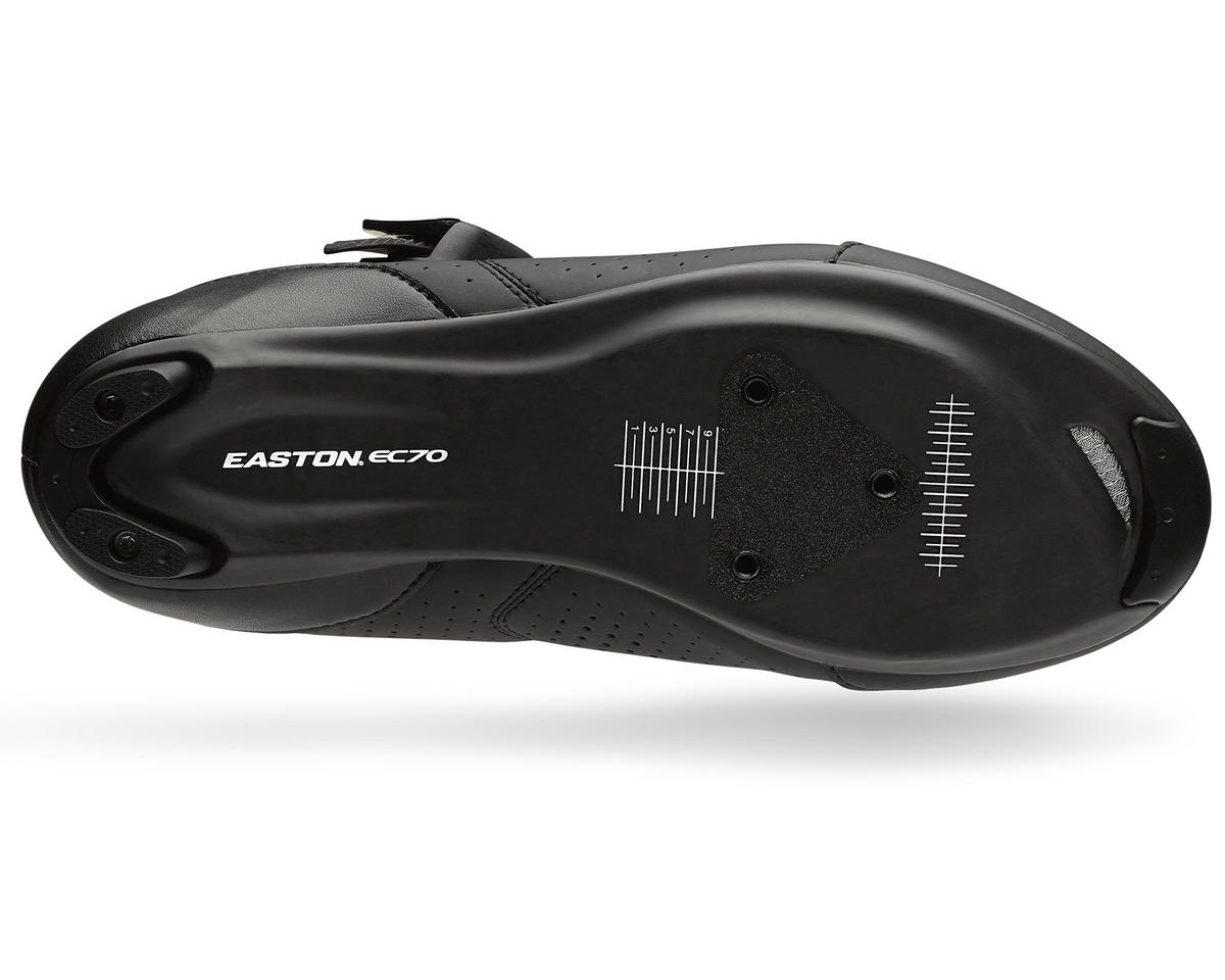 Giro Trans E70 Bike Shoes (Matte Black/Black) (40)
