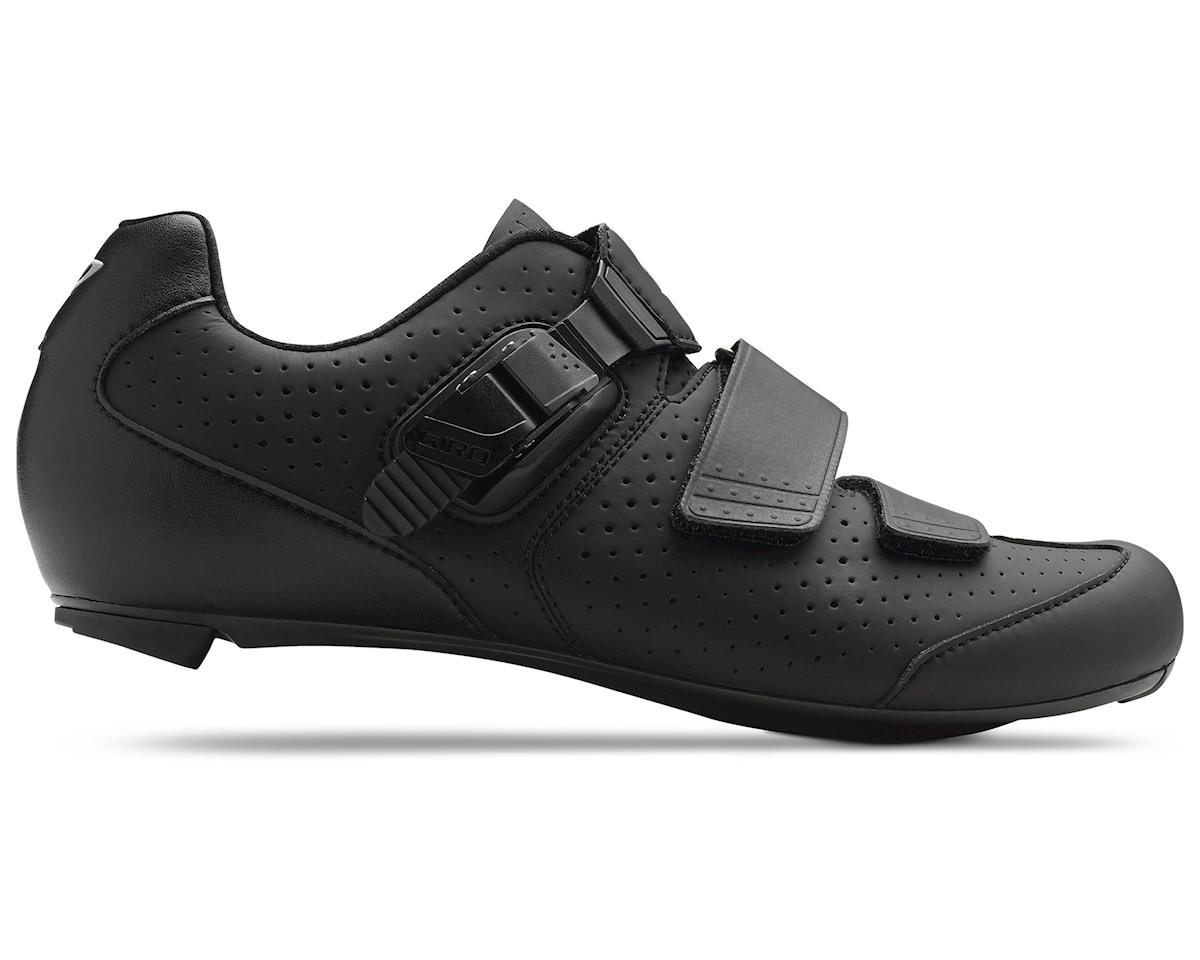 Giro Trans E70 Bike Shoes (Matte Black/Black) (45)