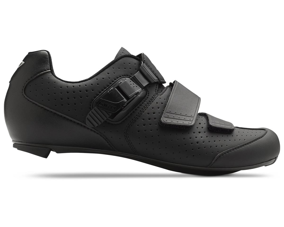 Giro Trans E70 Bike Shoes (Matte Black/Black) (47)