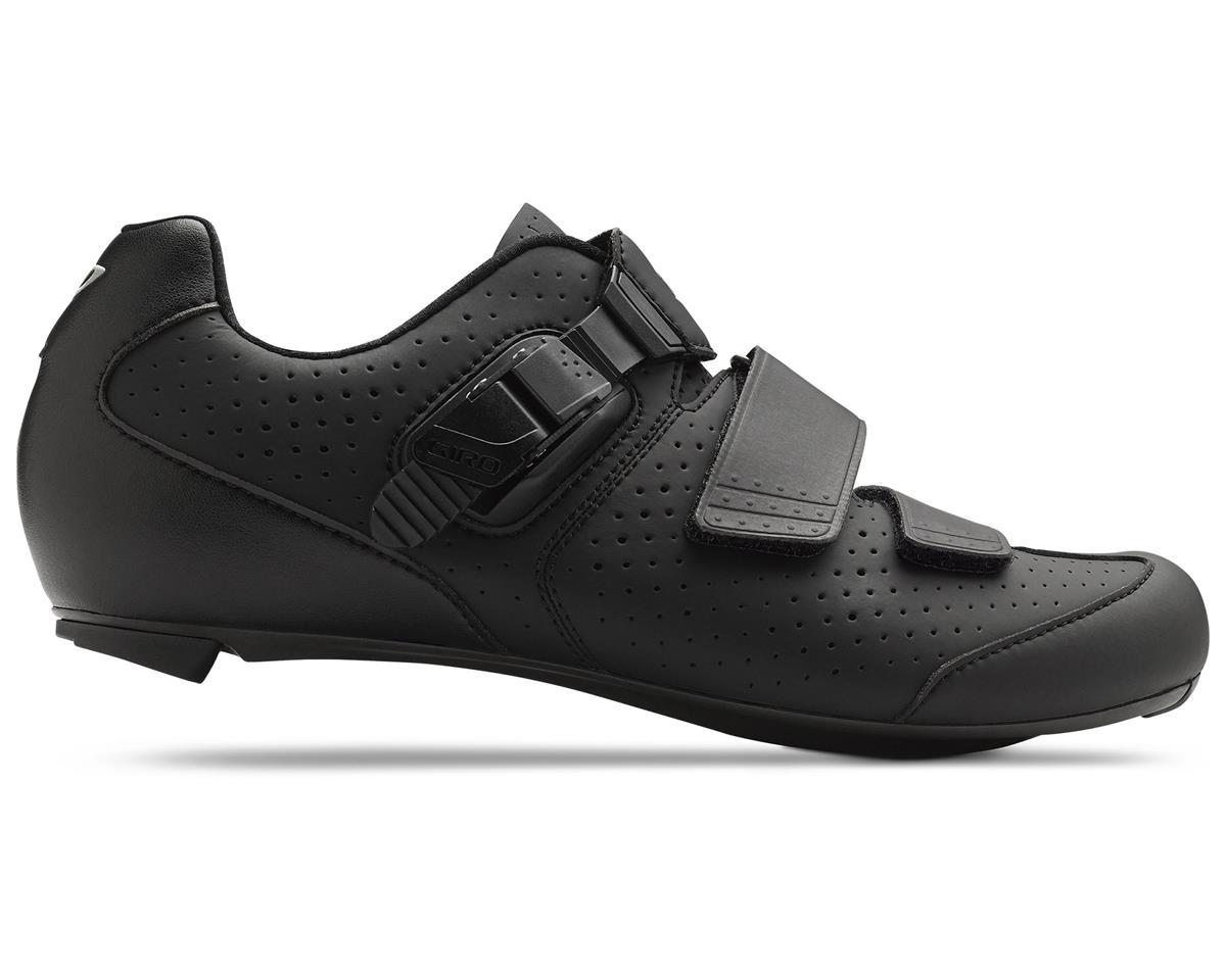Giro Trans E70 Bike Shoes (Matte Black/Black) (48)
