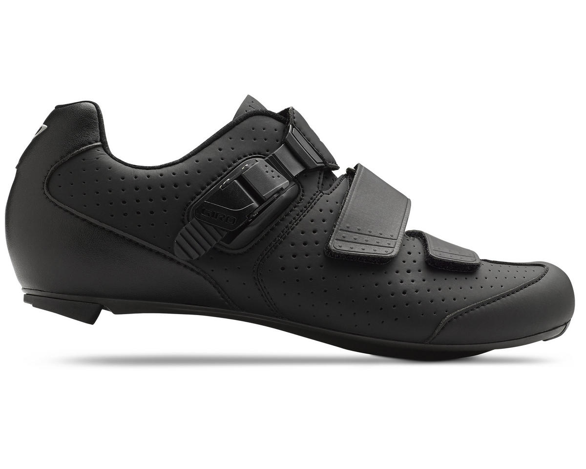 Giro Trans E70 Bike Shoes (Matte Black/Black) (48 HV)