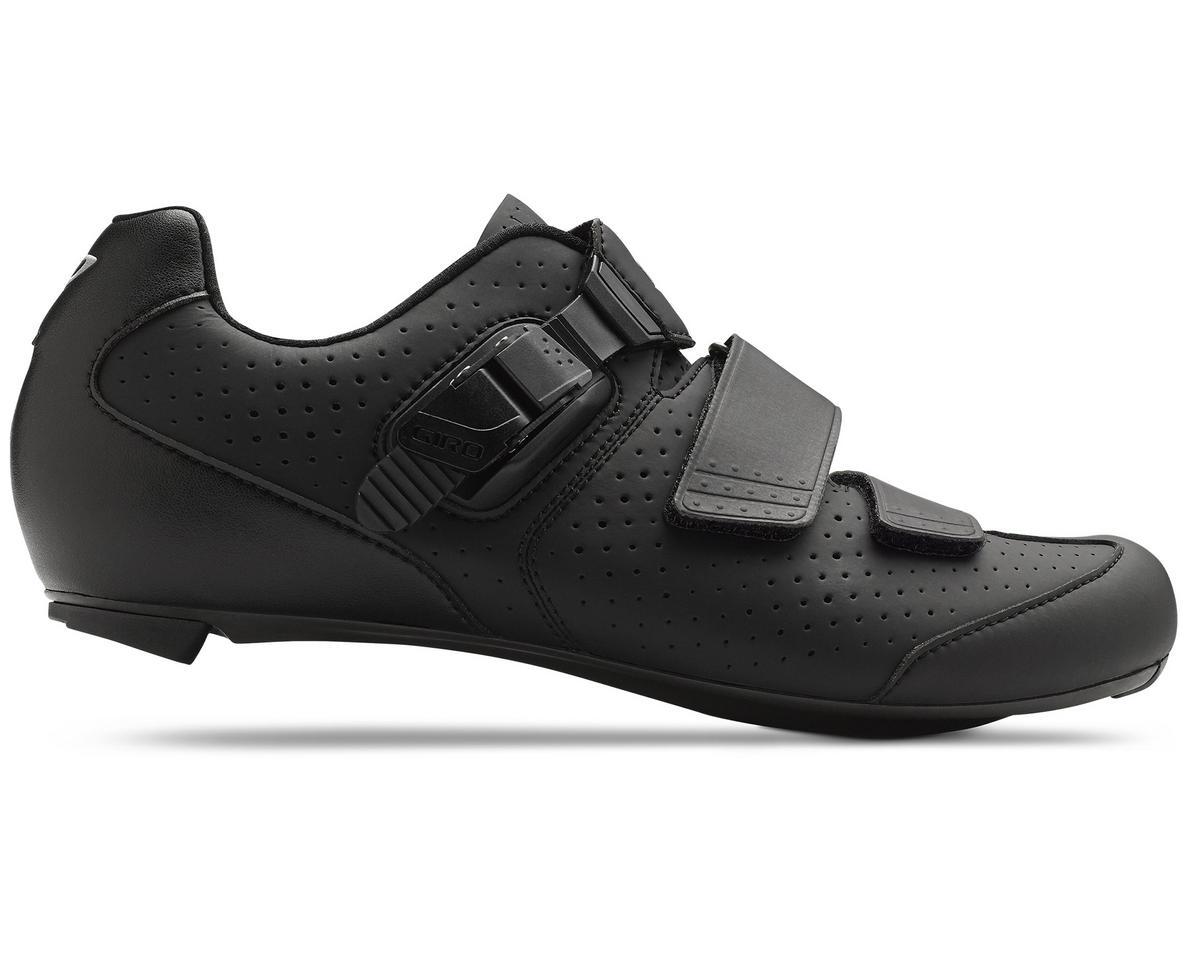 Giro Trans E70 Bike Shoes (Matte Black/Black) (48 HV)