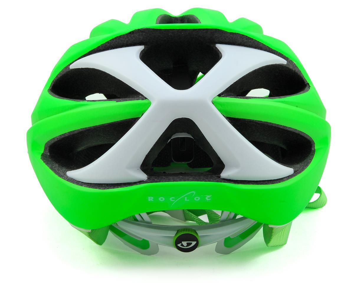 Giro Xar Helmet (Matte Bright Green) (S)
