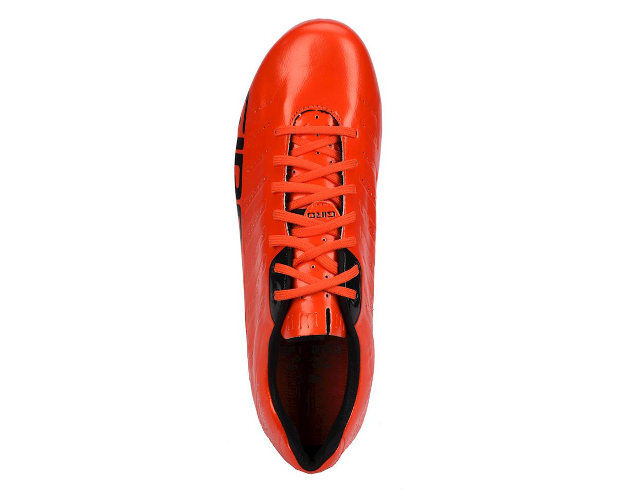 Giro Empire SLX Lace-Up Bike Shoes (Red/Black) (41)