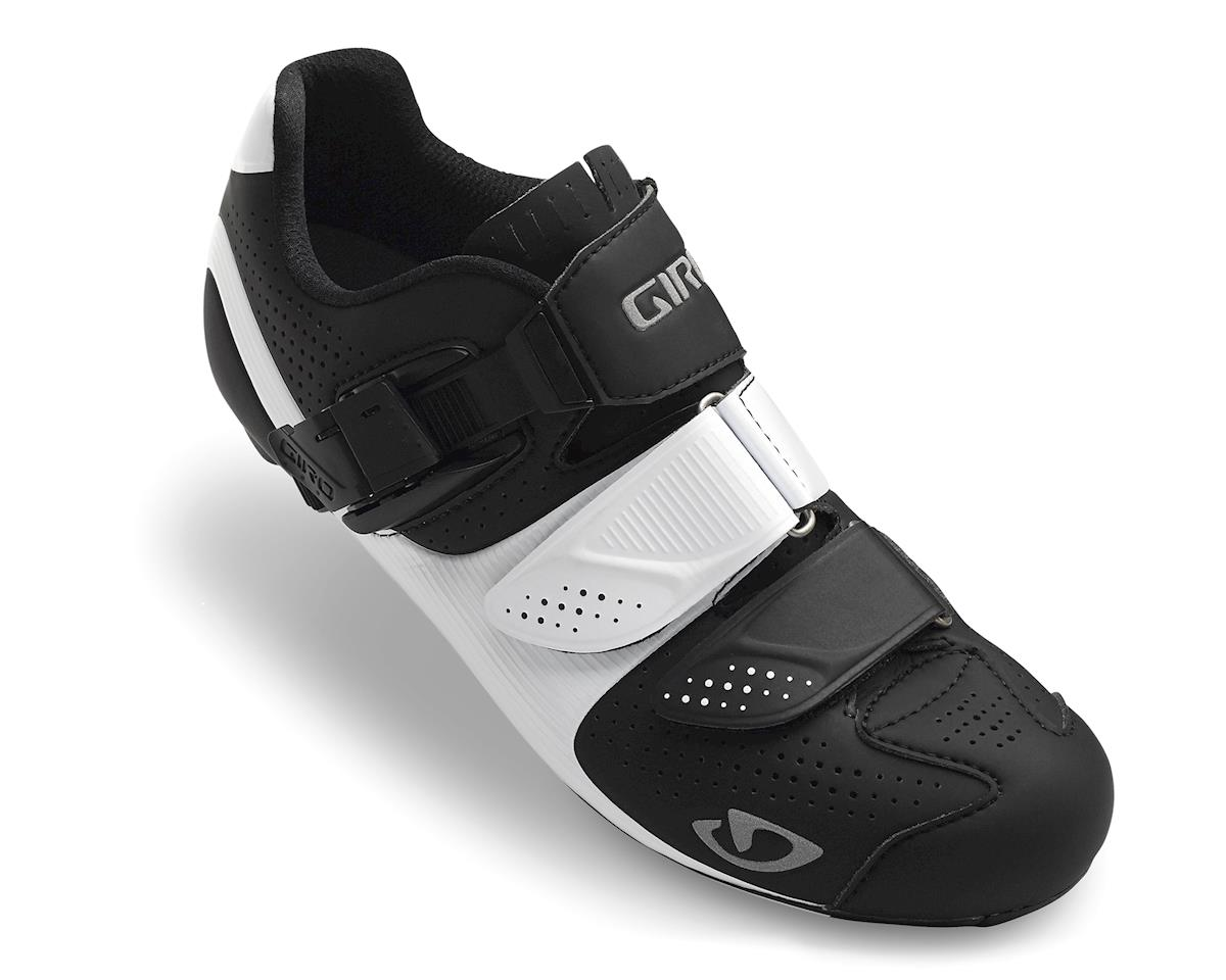 Giro Factress ACC Women's Bike Shoes (Black/White) (39)