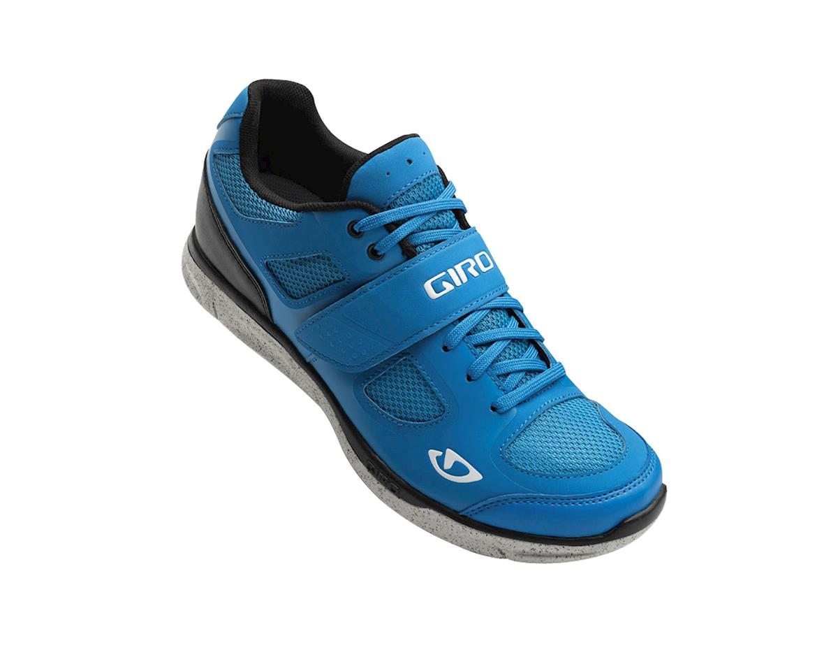 Giro Women's Whynd Cycling Shoes (Blue/Gray)