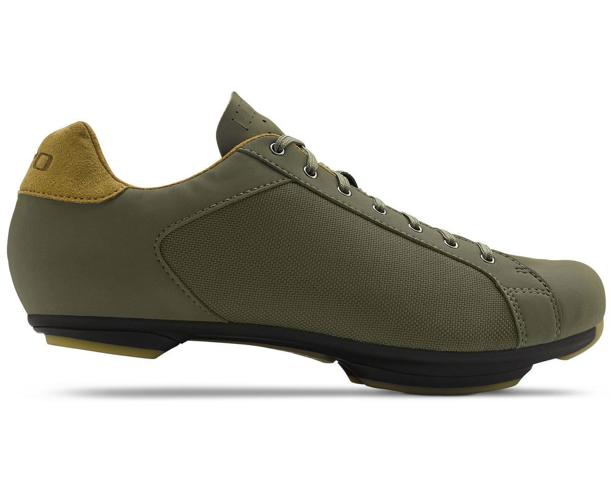 Giro Republic Bike Shoes (Army Green/Gum) (45)