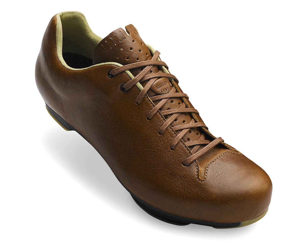 Giro Republic LX Bike Shoes (Sepia Leather/Black) (46)
