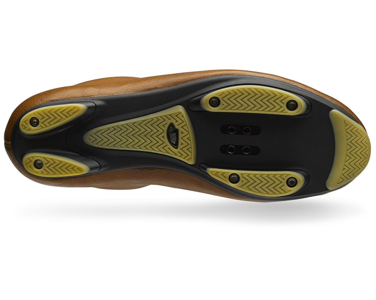 Giro Republic LX Bike Shoes (Sepia Leather/Black) (48)