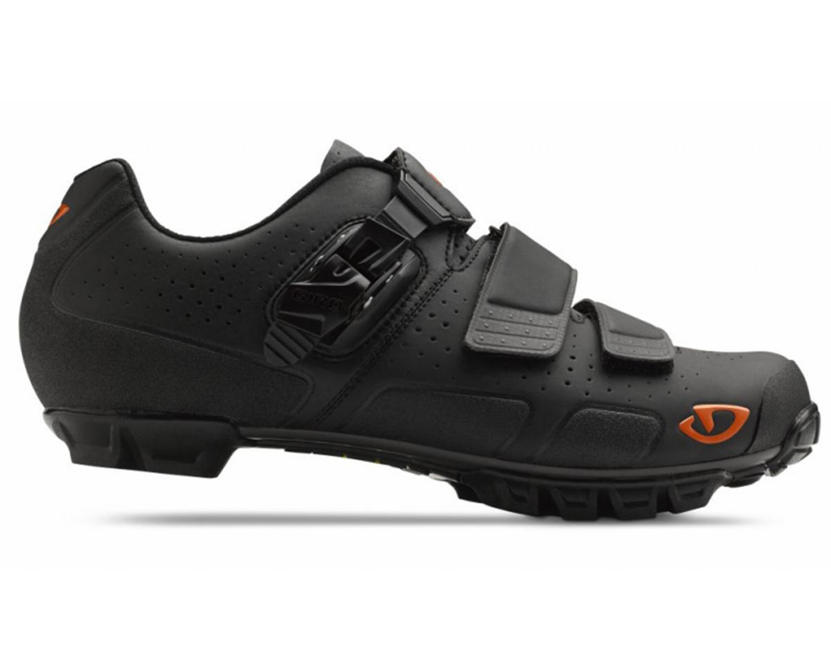 Giro Code VR70 MTB Shoes (Black) (45.5)