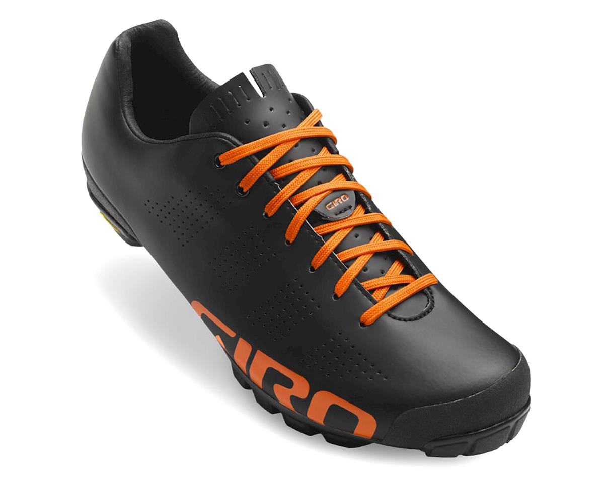 Giro Empire VR90 Lace Up MTB/CX Shoes (Black/Glowing Red) (45)