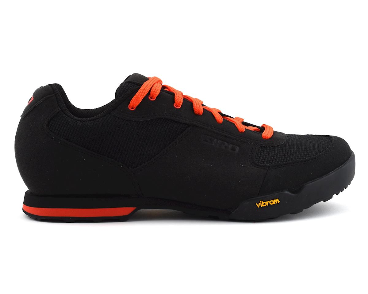 Giro Rumble VR Cycling Shoe (Black/Glowing Red) (44)