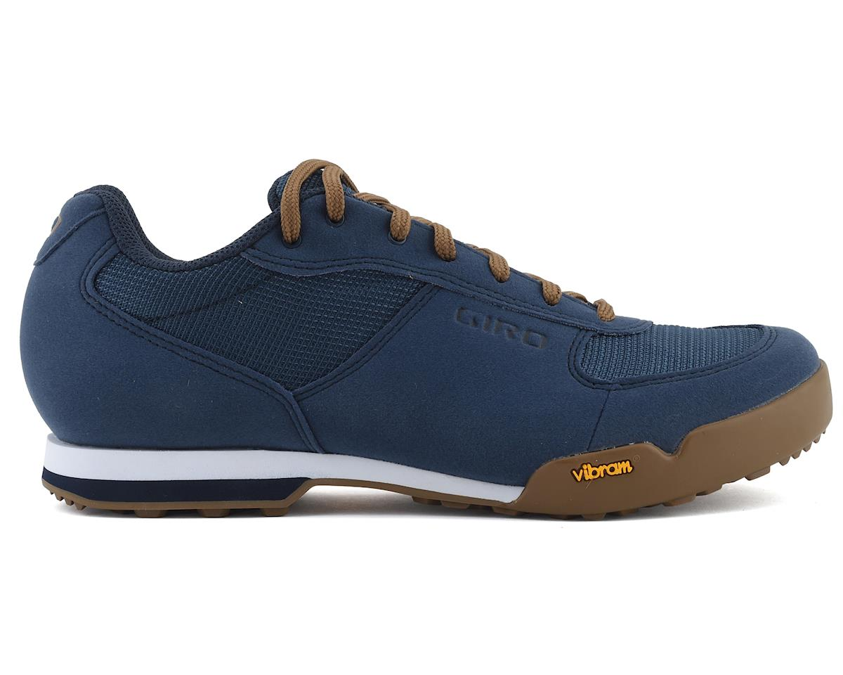 Giro Rumble VR Cycling Shoe (Dress Blue/Gum) (43)