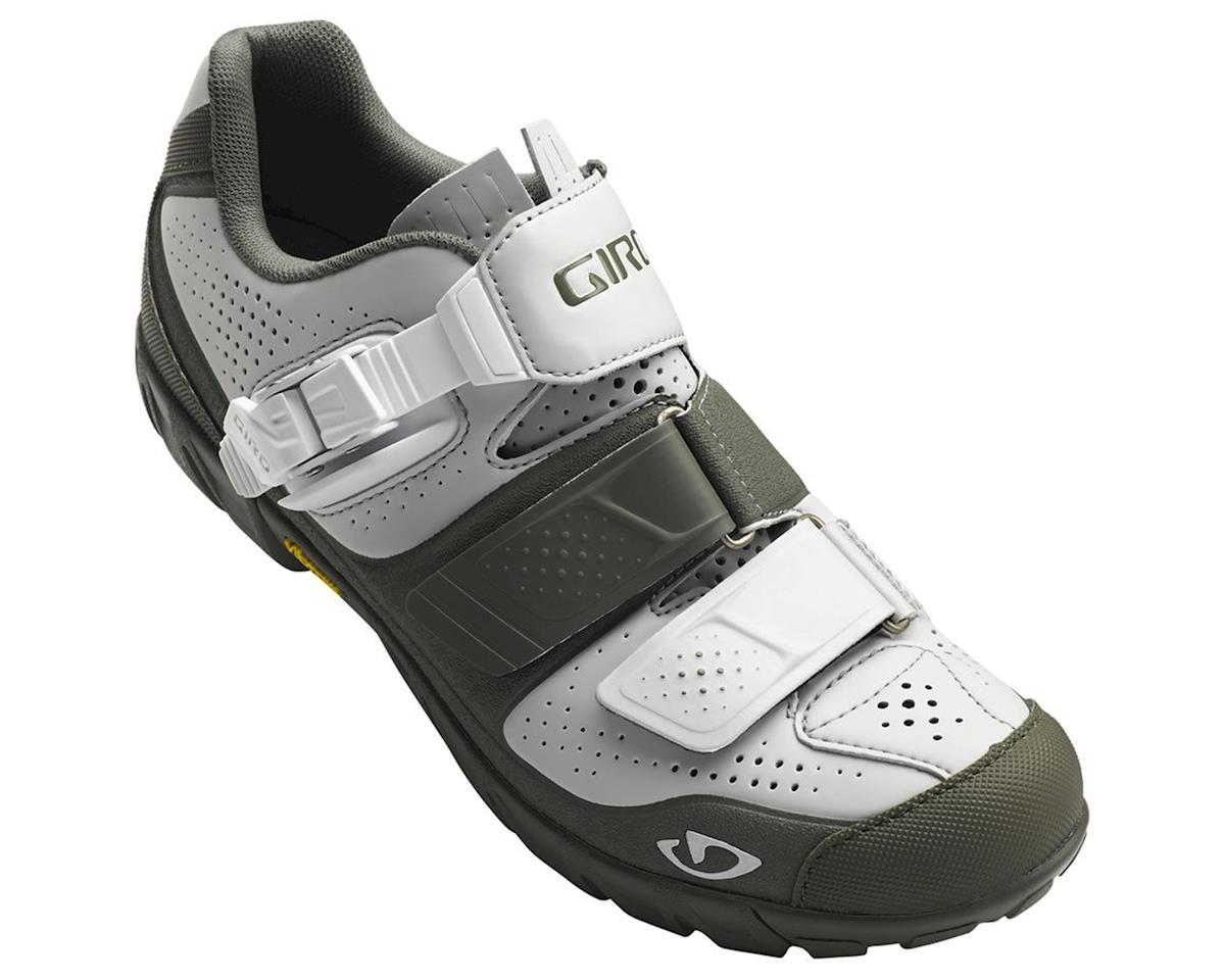 Image 1 for Giro Women's Terradura Mountain Shoes - Closeout (Glacier Gray/Milspec)