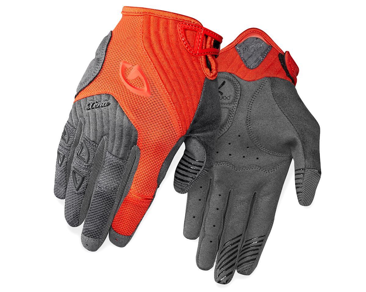 Giro Xena Women's Mountain Bike Gloves (Red/Dark Shadow)
