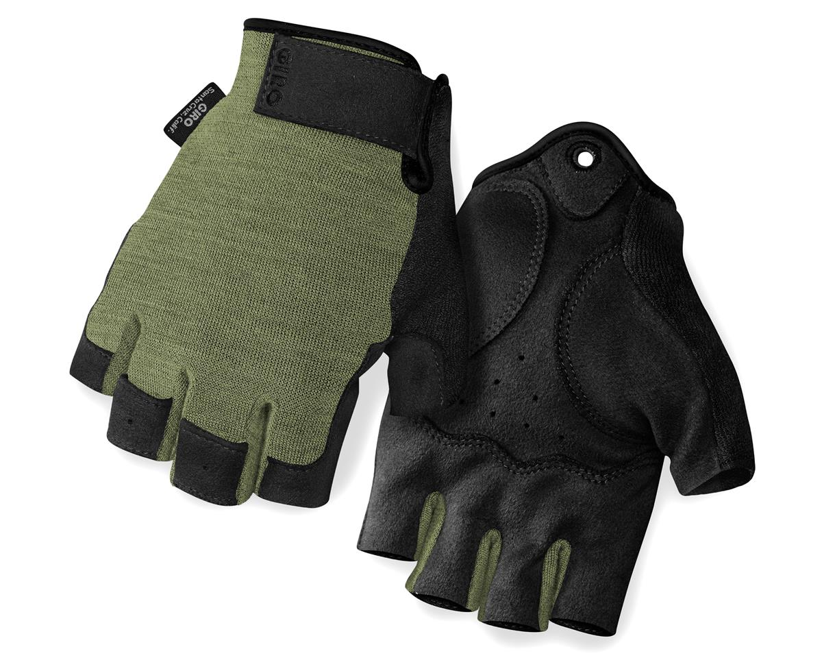 Giro Hoxton Bike Gloves (Olive Drab) (M)