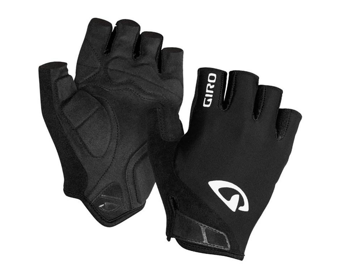 Giro Jag Short Finger Gloves (Black) (L)