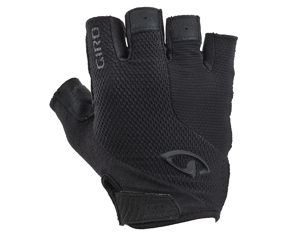 Giro Strade Dure Supergel Short Finger Bike Gloves (Black) (L)