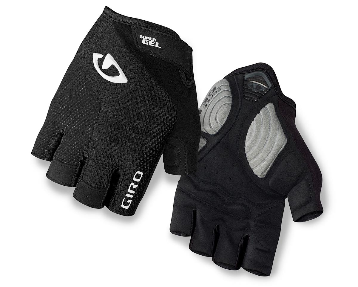 Giro Women's Strada Massa Supergel Gloves (Black) (L)