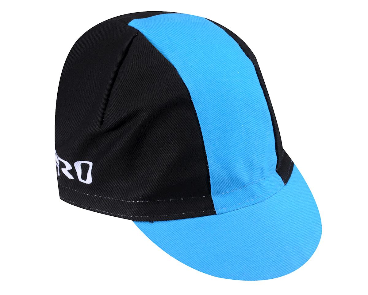 Image 2 for Giro Classic Cotton Cap (Black/Blue) (One Size)
