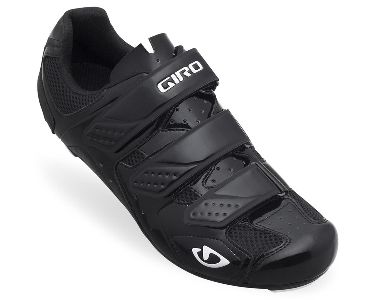 Giro Treble II Bike Shoes (Matte Black) (43)