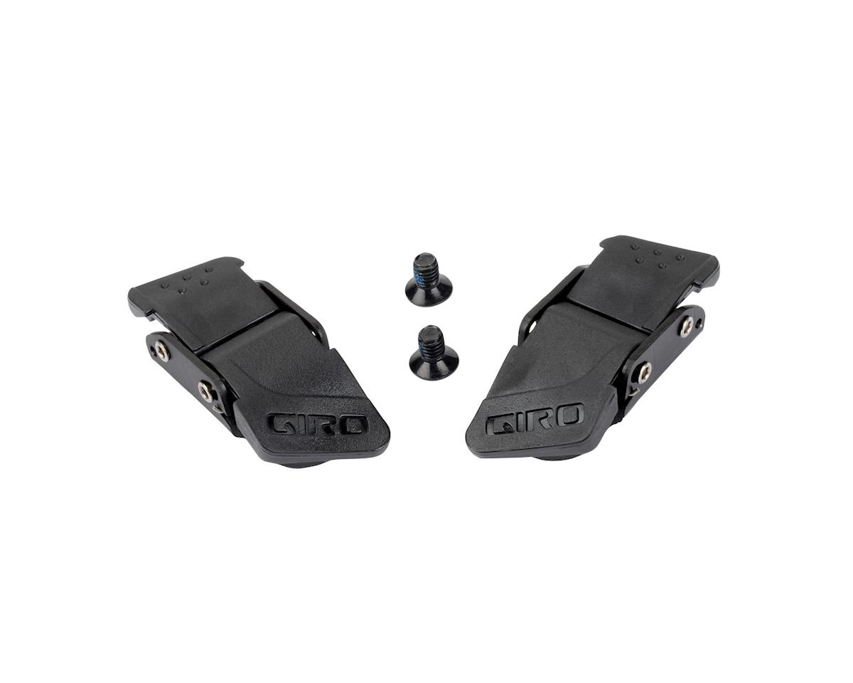 Giro N-2 Buckle Set (Black) (One Size)