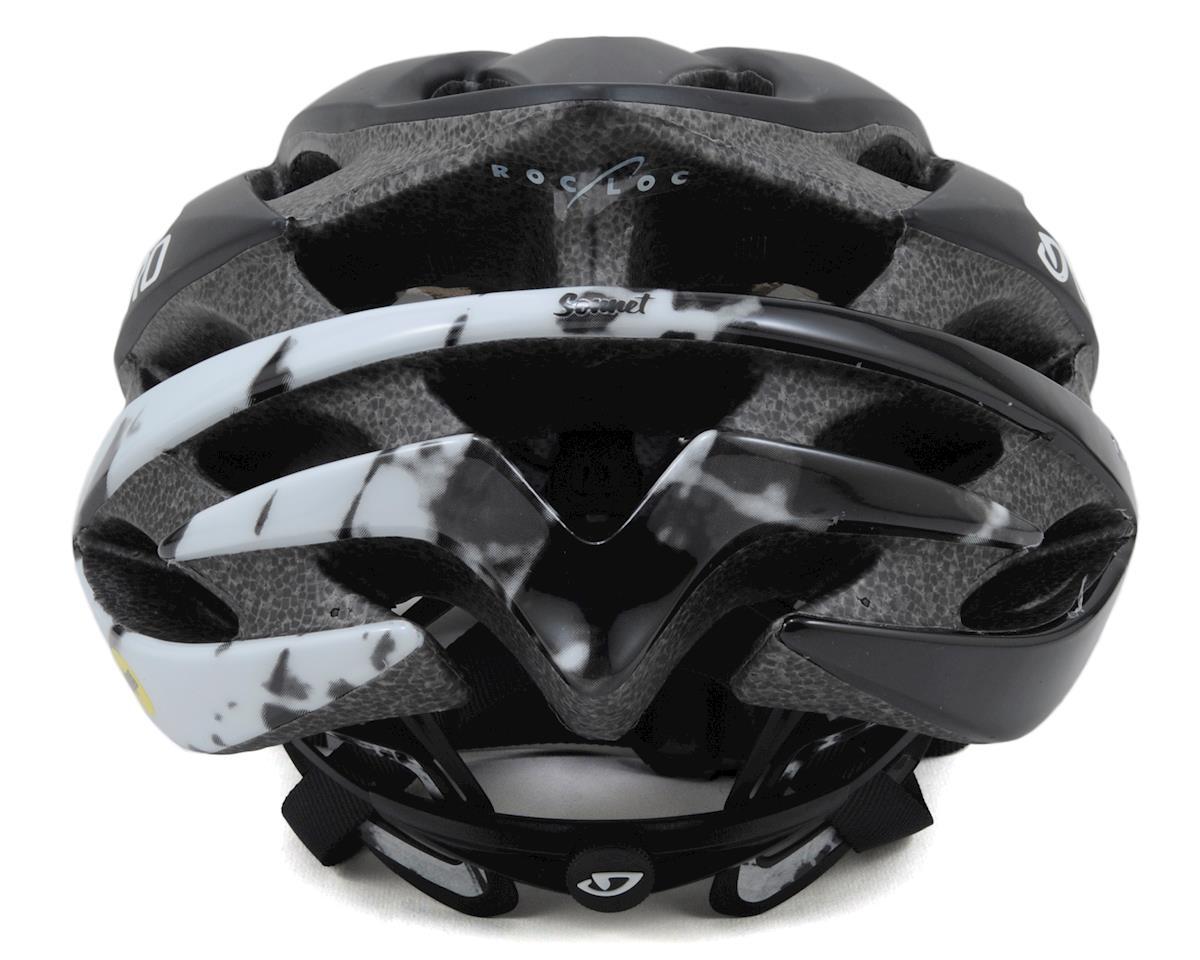 Giro Sonnet MIPS Womens Road Helmet (Matte Black/White)