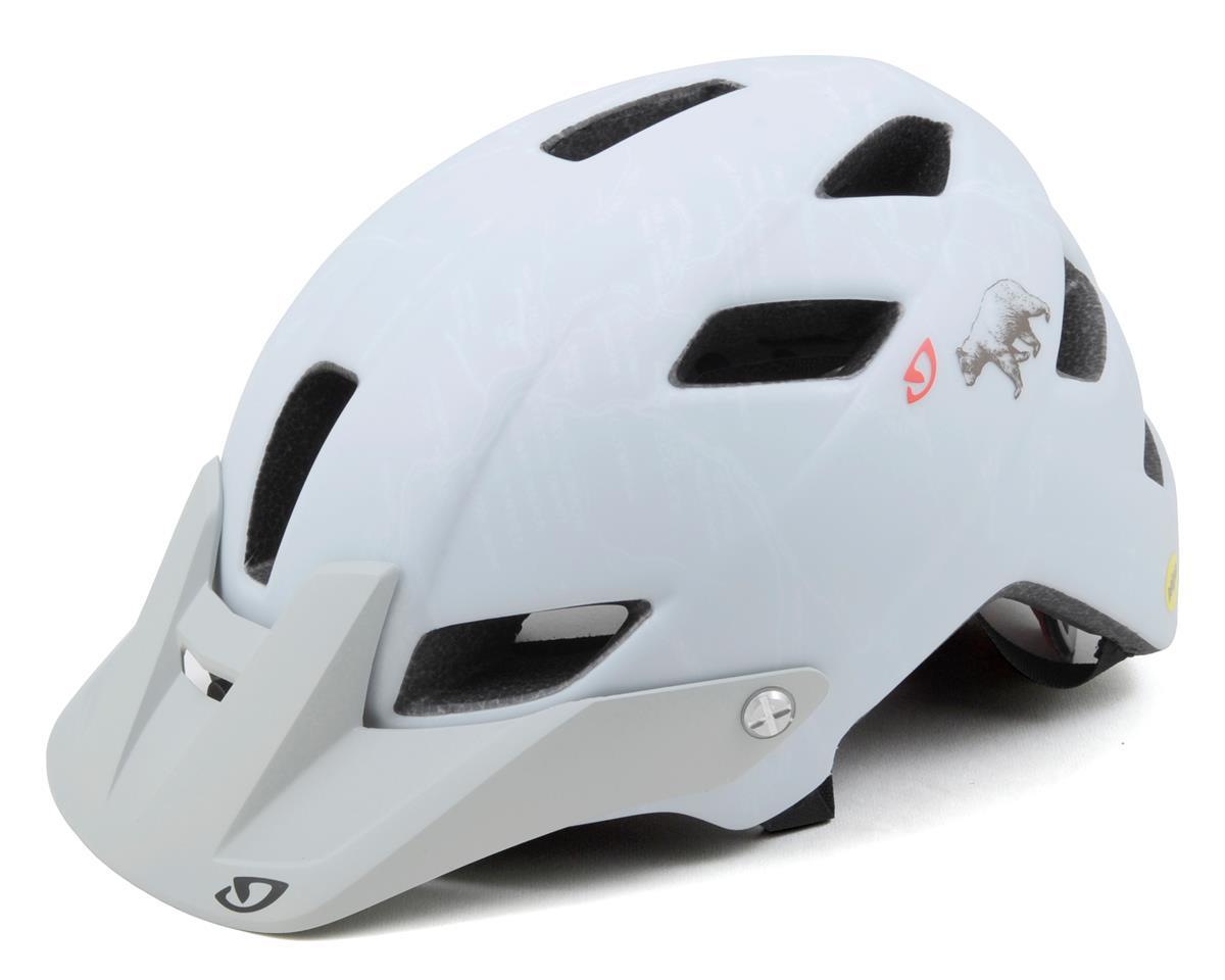 Feature MIPS Helmet (White CA Bear)