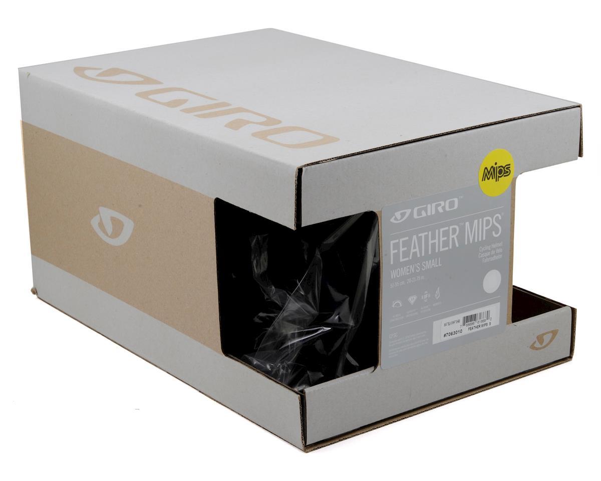 Giro Feather MIPS MTB Helmet (Matte Black/White)