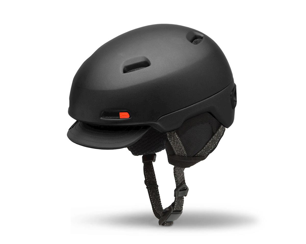 Giro Shackleton Urban Helmet (Matte Black)