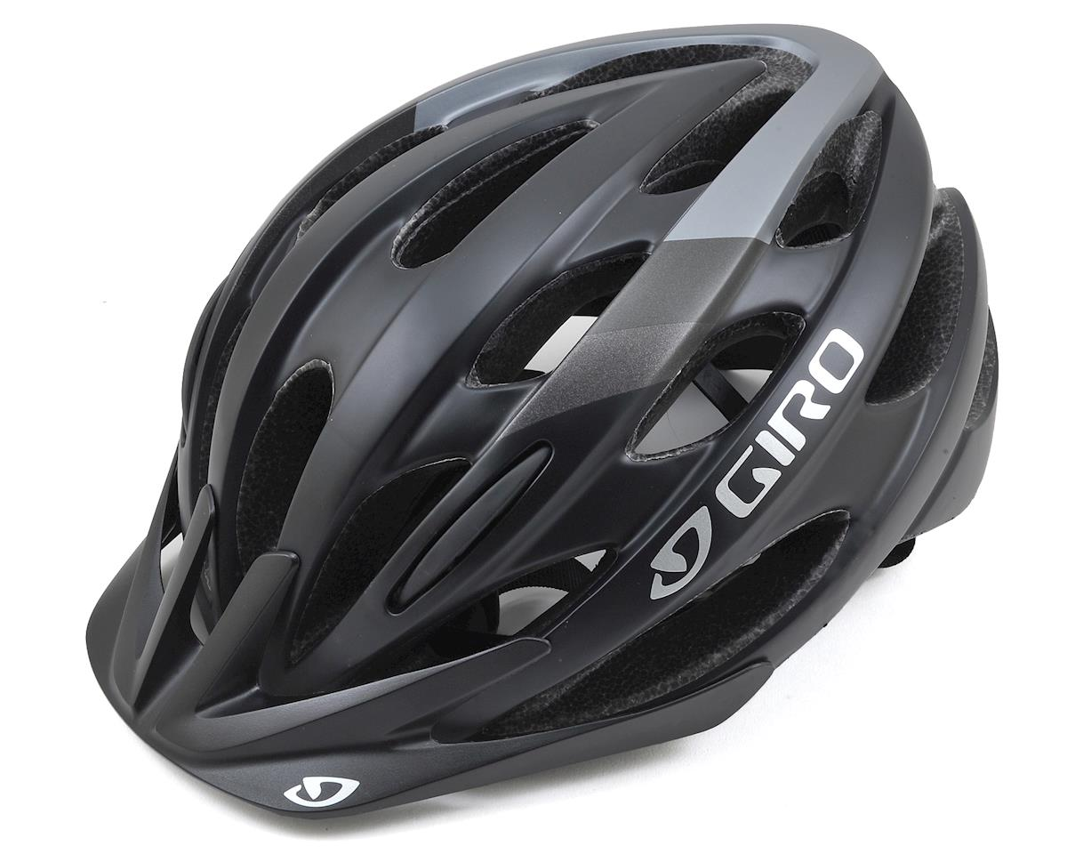 Giro Revel Bike Helmet (Matte Black/Charcoal) (Universal Adult)