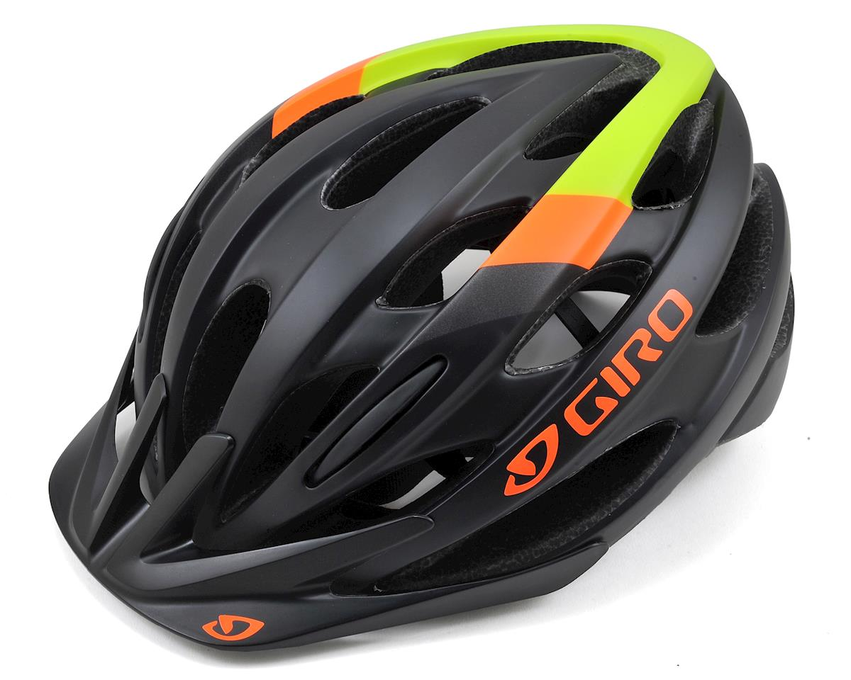 Giro Revel Bike Helmet (Matte Black/Lime/Flame)