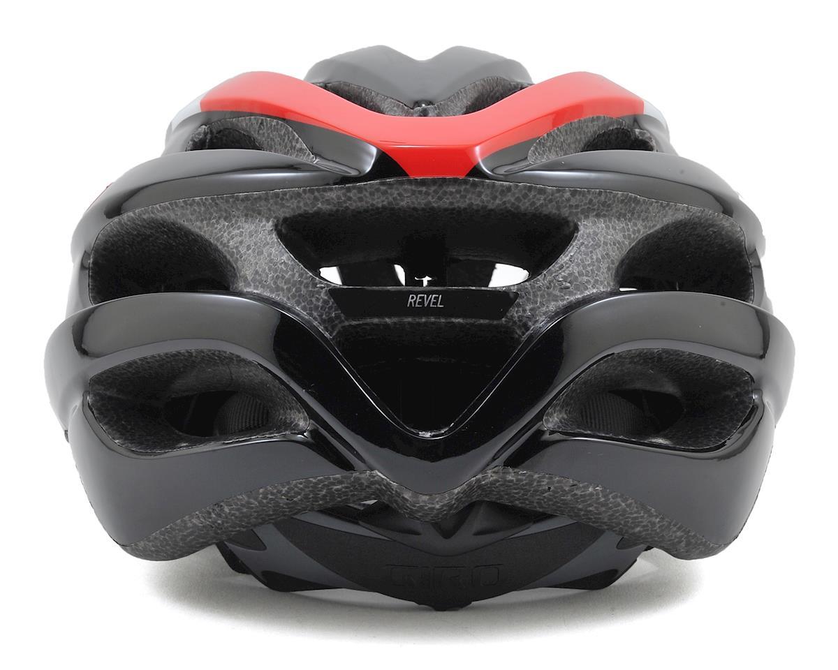 Giro Revel Bike Helmet (Black/Red)