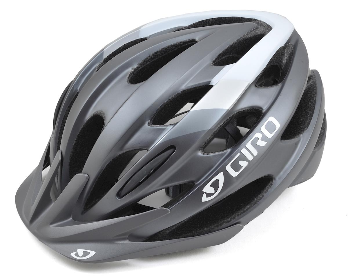 Giro Revel Bike Helmet (Matte Titanium/Silver)