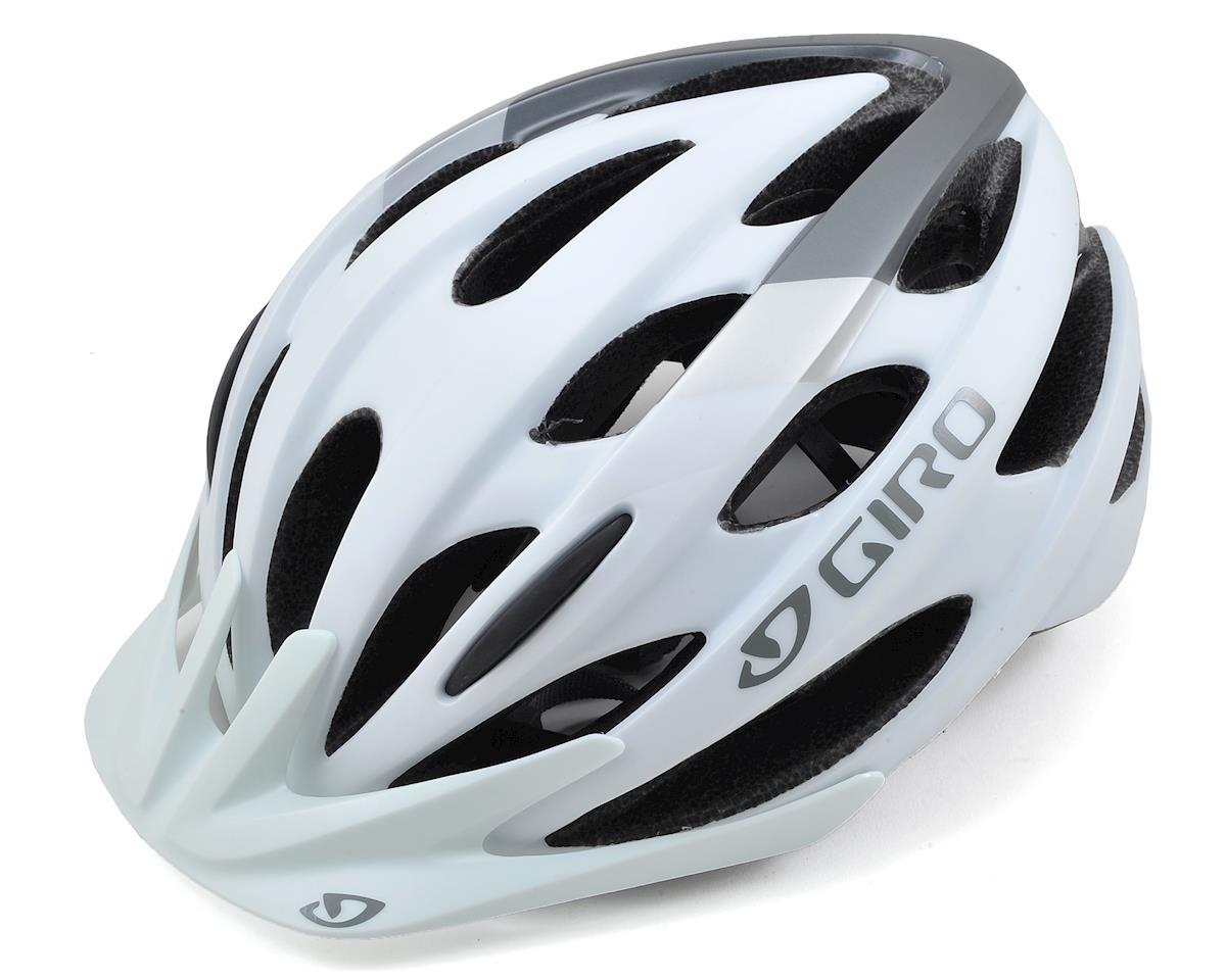Giro Revel Bike Helmet (Matte White/Silver)