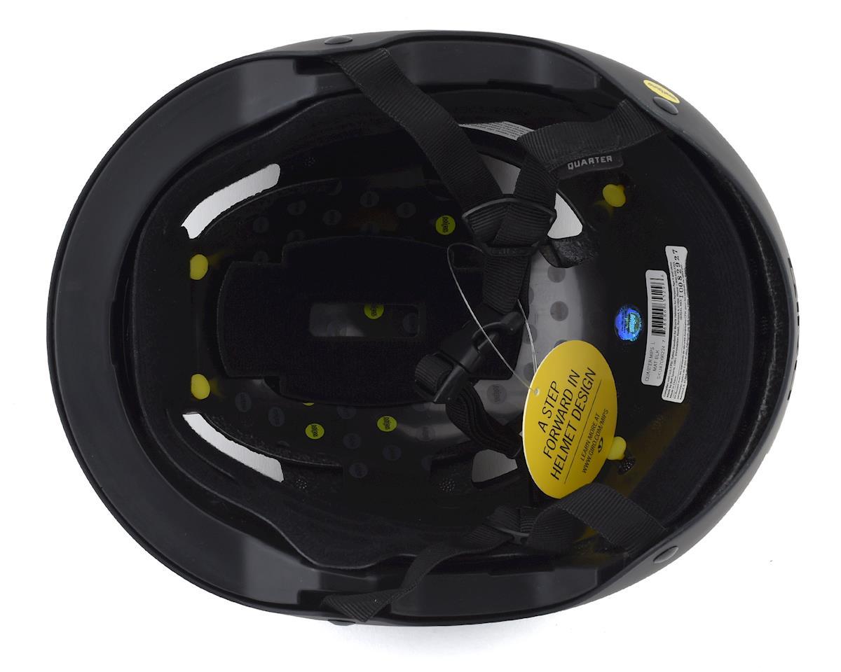 Giro Quarter MIPS Helmet (Matte Black) (L)