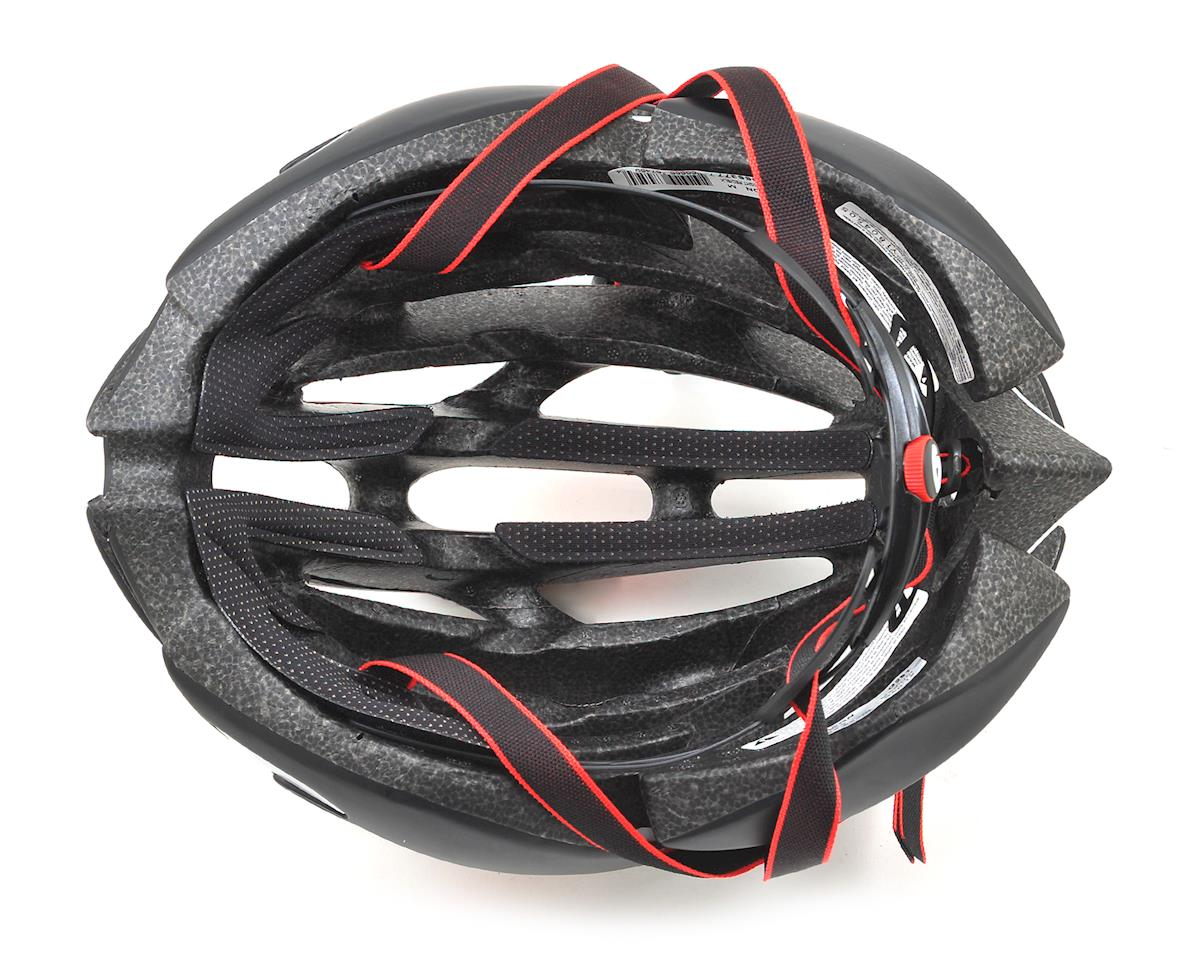 Giro Aeon Road Helmet (Matte Bright Red/Black) (S)