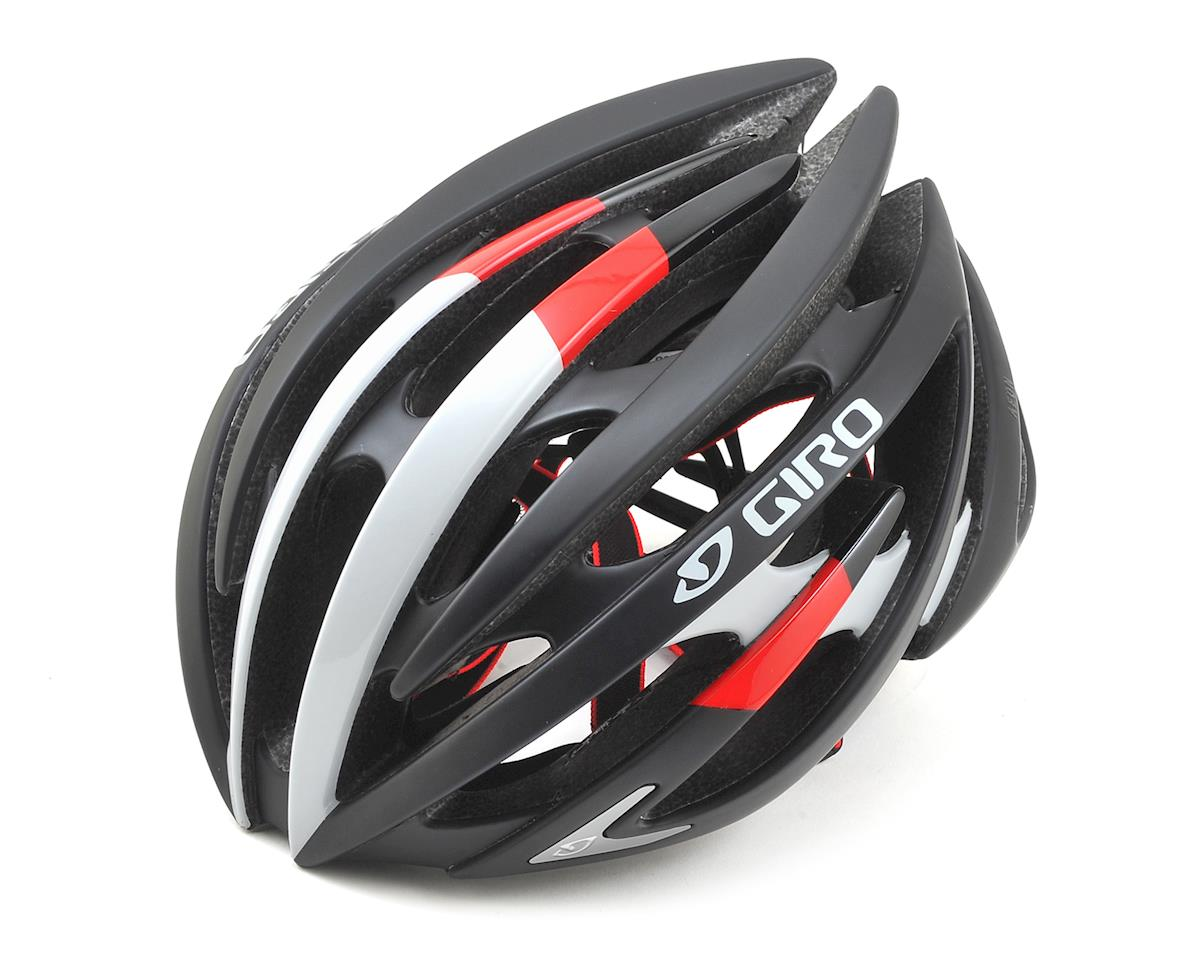 Giro Aeon Road Helmet (Matte Bright Red/Black) (M)