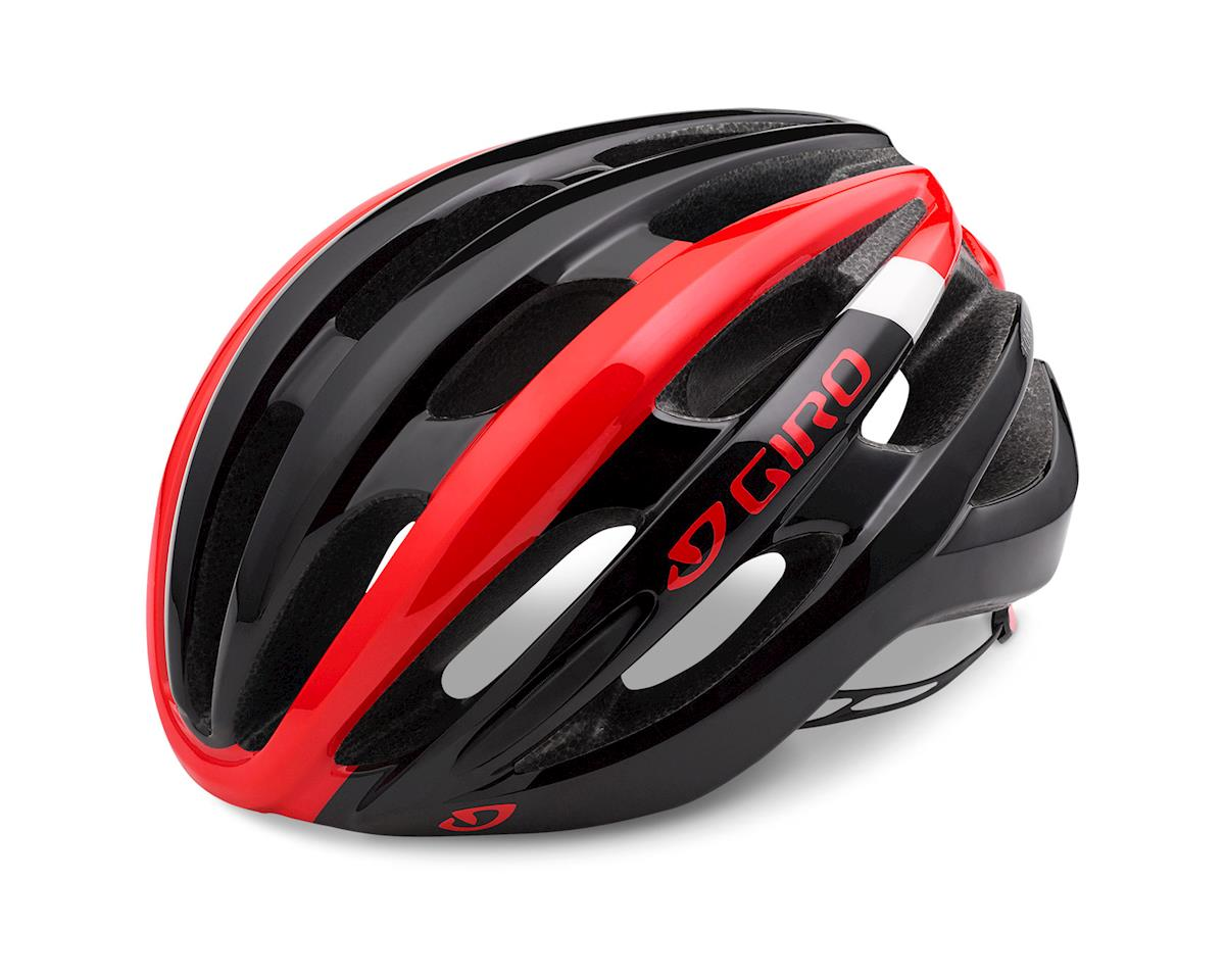 Giro Foray Road Helmet (Red/Black)