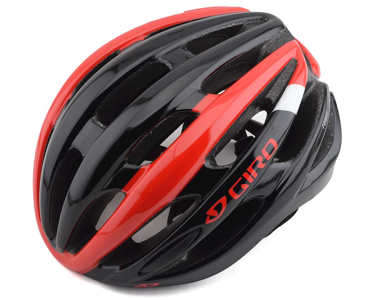 Giro Foray Road Helmet (Red/Black) (M)