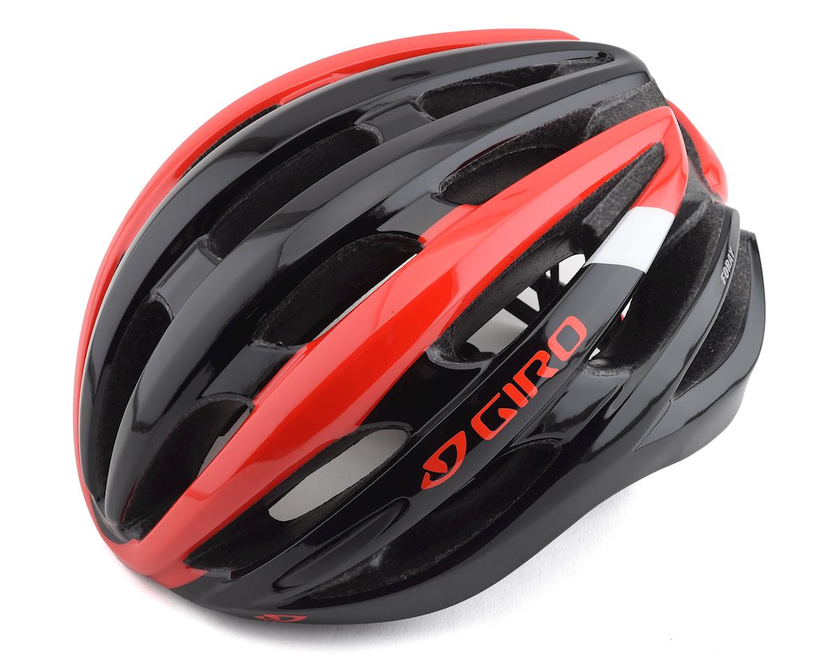 Giro Foray Road Helmet (Red/Black) (L)