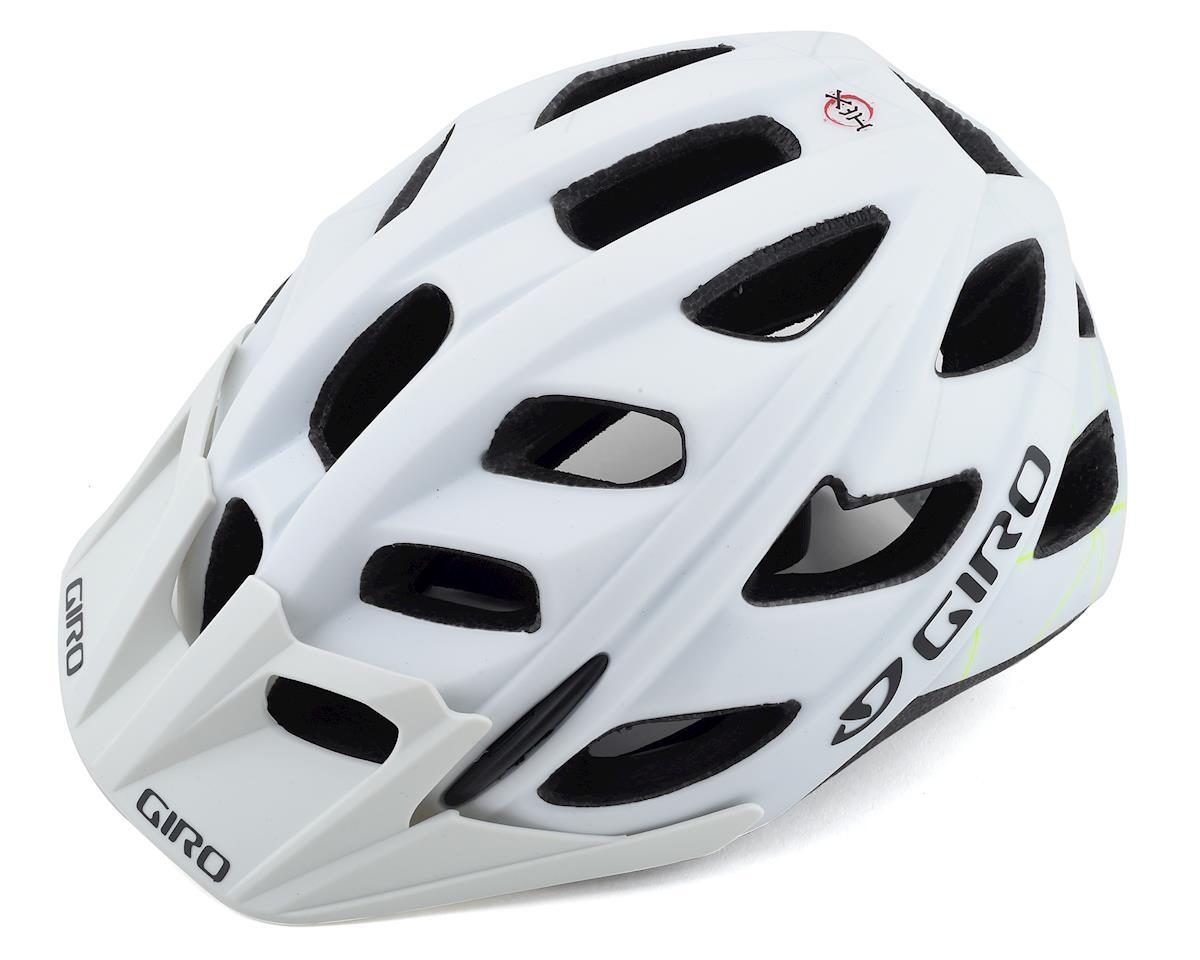 Giro Hex MTB Helmet (Matte White) (L)