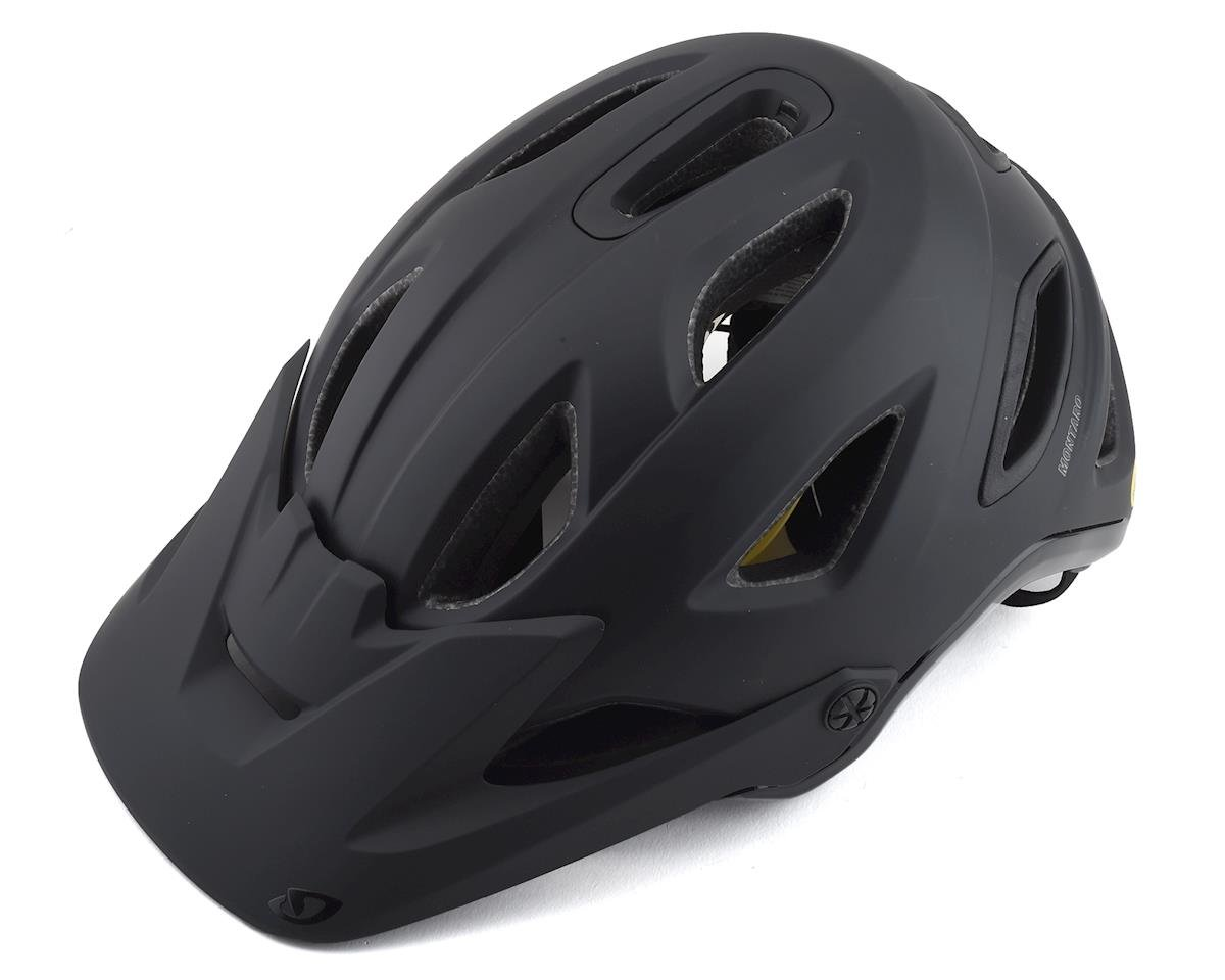 Giro Montaro MIPS Mens Mountain Helmet (Matte/Gloss Black) (M)