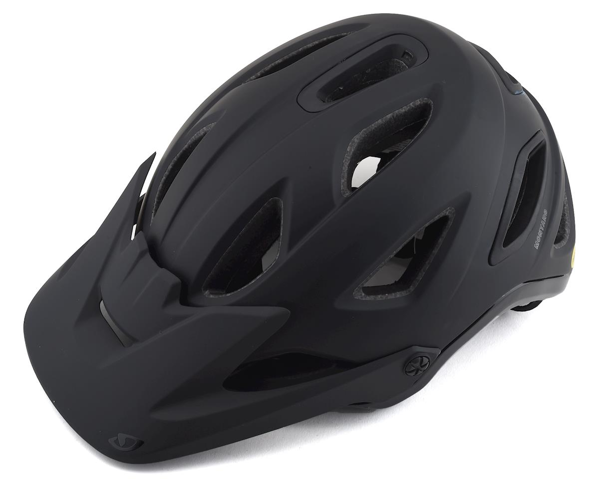Giro Montaro MIPS Mens Mountain Helmet (Matte/Gloss Black) (L)